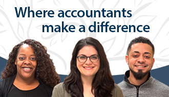 Accountants make a difference