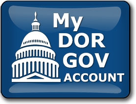 My DOR Government logo