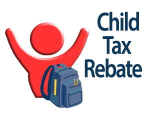 Child Tax Rebate logo