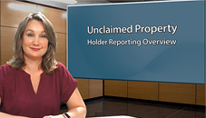 Unclaimed Property Holders Video