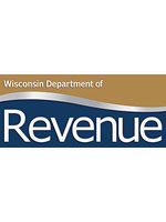 Wisconsin Department of Revenue logo without the state seal