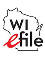 Wisconsin Department of Revenue e-File logo
